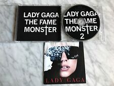 Lady Gaga The Fame Monster 2CD 2009 Streamline Telephone Ft. Beyonce, Paparazzi