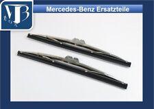 G703/ Mercedes W121 190SL Paar Scheibenwischer in Metalleinfassung NEU