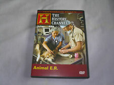 Animal E.R. DVD Region 1 - The History Channel