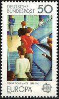 841 postfrisch BRD Bund Deutschland Briefmarke Jahrgang 1975