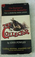 Vintage  Pocket Book THE COLLECTOR By John Fowler Copyright 1963