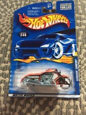 Hot Wheels Duncans Scorchin Scooter Motorcycle New In Wrapper