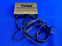 Vintage TYCO Model 899B Model Train, Railroad, Transformer - both 6V AC & 18V DC