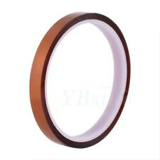 1Pcs 30m Heat Resistant Adhesive Tape Sublimation Transfer Thermal Tape Hot Sell