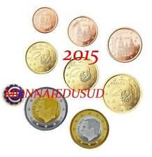 Série 1 Cent à 2 Euro Espagne 2015 - Série UNC