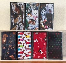 Dogs & Cats / Server Book - Wallet