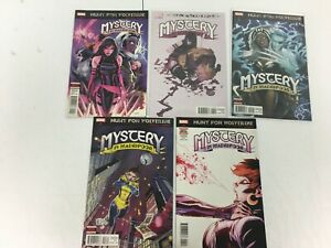 Hunt For Wolverine: Mystery In Madripoor (2018) #1-4 2 3 1st Zub Marvel Variant