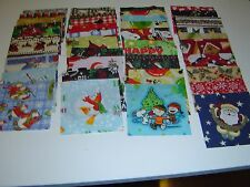 Cristmas Charm Pacs, 4 inches square. 40, lots of cartoon characters, C P -1
