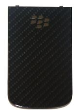 100% Original Genuine Blackberry Bold 9900 Battery Back Cover Case Cover Black