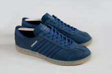 2016 Adidas Hamburg sneakers shoes Mineral Blue BB4992 Size UK 10 US 10.5
