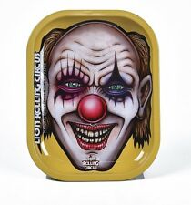 Lion Rolling Circus Rolling Tray Small - Yellow / Edgar the Clown