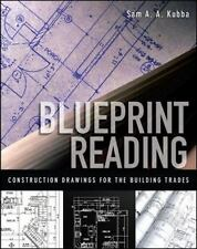 Blueprint Reading: Construction Drawings for the Building Trade Kubba, Sam VeryG