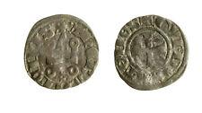 s1098_2) CRUSADER  Frankish Greece Athens Guy II de la Roche (1294-1308) Denier