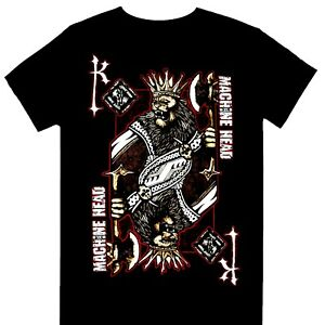 Machine Head - King of Diamonds (Bloodstone&Diamonds) Official Licensed T-Shirt