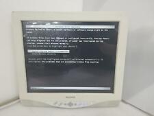 Sony LMD-181MD/CV Medical LCD Monitor