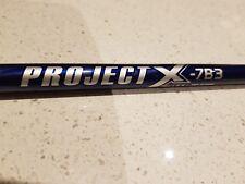 Project X 7B3 76gm 6.5 Wood Shaft Used