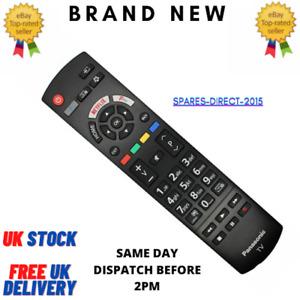 Genuine Panasonic TX-43HX580B / TX43HX580BZ TV Remote Control