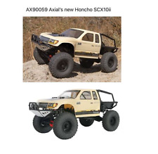 AX90059 Axial Racing 1/10 SCX10 II Trail Honcho 4WD w/LEDs RTR Rock Crawler
