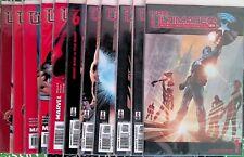 Ultimates #1-11 2002 Marvel Comics Avengers Capitan America Iron Man Thor  Hulk