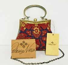 Patricia Nash GIULIETTA Bag GOLD/MULTICOLOR MRP $199 NWT - L4