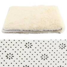 Estilo Alfombra Shaggy antideslizante y esponjosa imitación dormitorio baño piso