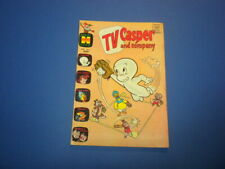 TV CASPER AND COMPANY #1 Harvey Giant Size Comics 1963 - The Friendly Ghost