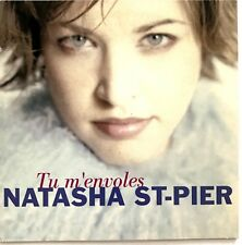 NATASHA ST-PIER : TU M'ENVOLES  - [ CD SINGLE ]