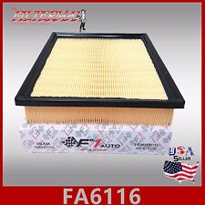 FA6116 AF5190 VA-273 OEM QUALITY ENGINE AIR FILTER: 2014-2018 TOYOTA HIGHLANDER