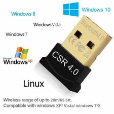 Free Driver USB Bluetooth V4.0 3.0 Wireless Mini Adapter Dongle for PC Win 78 10