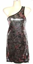 SUPER SEXY SEQUIN STRETCH SIZE 14 LONG TOP/SHORT DRESS WORN ONCE WOW!!
