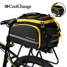 Cycling Bike Rear Bag Bicycle Rear Rack Storage Bag Tail Pannier Bag Truck Bag