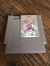 Blades of Steel Nintendo NES Game Cart NE2