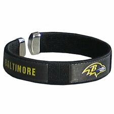 Baltimore Ravens Fan Band Bracelet