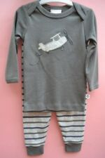 Marquise baby boy's pajamas pj's Sz 0 BNWT premium brand sleepwear pyjamas
