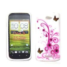 HTC One S Soft Gel Case - Flower 6