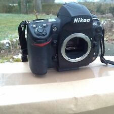 Nikon D700 Reflex Full Frame Corps Seulement 39,000 activations