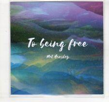 (HM89) To Being Free, Mat Hunsley - 2016 DJ CD