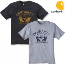 Carhartt T-Shirt Maddock Graphic Hard To Wear Out Work Wear / S M L XL XXL