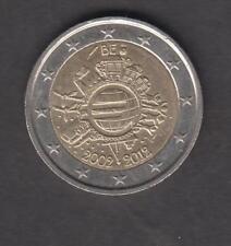Belgique - Pièce commémorative de 2 euros - 10 ans de l'Euro - 2012