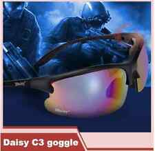 Daisy C3 Desert Storm Sun Glasses Bicycle Goggles Tactical eye Protective UV 400