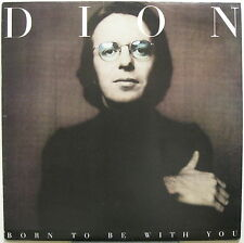 DION Born To Be With You 1975 UK Only LP Phil Spector XIAN !!!