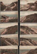 CROMER Vintage Colour Postcards Lot by Rounce & Wortley    Ai.544
