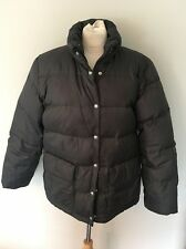 Bogner Fire + Ice Ski Jacket Duck Down Puffer Parka Coat Size M Ladies 38 Gray