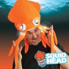 Cabeza de calamar, LED intermitente CALAMAR SOMBRERO
