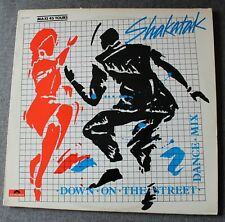 Shakatak, down on the street dance mix, Maxi Vinyl