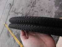 BICYCLE TIRES FOR SCHWINN FASTBACK 20 X 1-3/8 S-5 S-6 RIMS Stardust Stingray