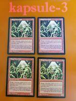 4x Mogg Conscripts   Tempest   MTG Magic Cards