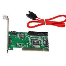 4 Puerto SATA PCI Tarjeta de Expansion & IDE VIA VT6421a Chipset