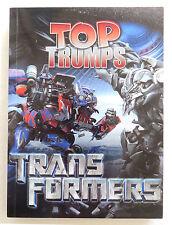Transformers Top Trumps, Furman, Simon, New Book