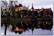 Germany World Showcase EPCOT Center Walt Disney World Continental Postcard New